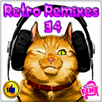 VA - Retro Remix Quality Vol.34 (2018) MP3
