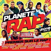 VA - Planete Rap 2018 Vol.2 [3CD] (2018) MP3