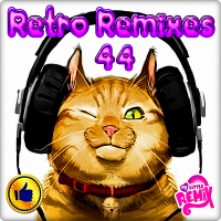 VA - Retro Remix Quality Vol.44 (2018) MP3