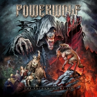 Powerwolf - The Sacrament of Sin [Deluxe Edition] (2018) MP3