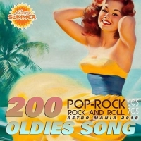 VA - 200 Oldies Song (2018) MP3