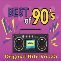 VA - Best Of 90`s Original Hits Vol.35 (2018) MP3