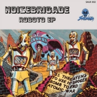 Noisebrigade - Roboto EP (2011) MP3