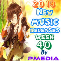 VA - New Music Releases Week 40 [08.10] (2018) MP3