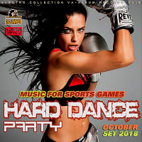 VA - Music For Sports Games: Hard Dance Party (2018) MP3