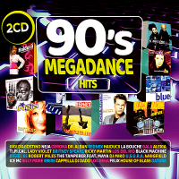 VA - 90s Megadance Hits [2CD] (2018) MP3