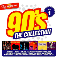VA - 90's The Collection [2CD] (2018) MP3