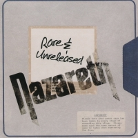 Nazareth - Rare & Unreleased [3CD] (2018) MP3