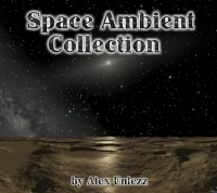Alex Unlezz - Space Ambient Collection (2018) MP3