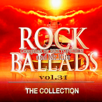 VA - Beautiful Rock Ballads Vol.31 [Compiled by Виктор31Rus & Mr.Kite] (2018) MP3
