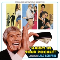 OST - Гарри-карманник / Harry in Your Pocket [Lalo Schifrin] (2011) MP3