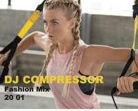 Dj Compressor - Fashion Mix 20-01 (2020) MP3