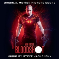OST - Бладшот / Bloodshot [Music by Steve Jablonsky] (2020) MP3