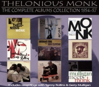 Thelonious Monk - The Complete Albums Collection 1954-57 [5CD] (2015) MP3