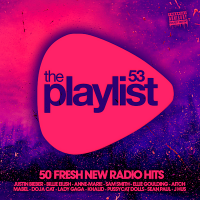 VA - The Playlist 53: 50 Fresh New Radio Hits (2020) MP3