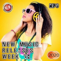 VA - New Music Releases Week 12 of 2020 (2020) MP3