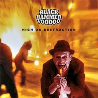 Black Hammer Voodoo - High on Destruction (2020) MP3