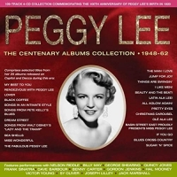 Peggy Lee - The Centenary Albums Collection 1948-62 [4CD] (2020) MP3