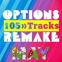 VA - Options Remake 105 Tracks Spring May A (2020) MP3