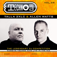 VA - Techno Club Vol.59 [Mixed by Talla 2XLC & Allen Watts] (2020) MP3