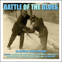 VA - Battle of the Blues. 60 Original Blues Classics [3 CD box] (2014) MP3