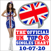VA - The Official UK Top 40 Singles Chart [10.07] (2020) MP3