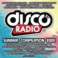 VA - Disco Radio: Summer Compillation 2020 [2CD] (2020) MP3
