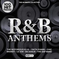 VA - 100 Hit Tracks The Ultimate Collection: R&B Anthems [5CD] (2020) MP3