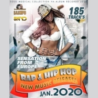 VA - Rap & Hip Hop: New Music Releases (2020) MP3