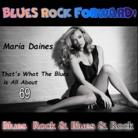 VA - Blues Rock forward! 69 (2020) MP3 от Vanila