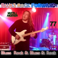 VA - Blues Rock forward! 77 (2020) MP3 от Vanila