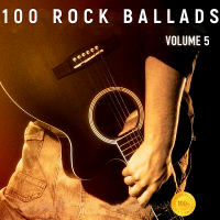 VA - 100 Rock Ballads Vol.5 (2020) MP3