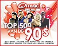 VA - Q-Music Top 500 van de 90's (2010) MP3
