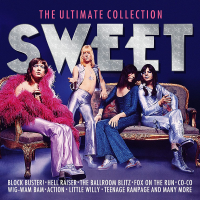 Sweet - The Ultimate Collection (2020) MP3