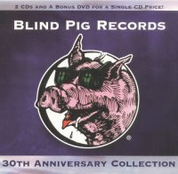 VA - Blind Pig Records 30th Anniversary Collection (2006) MP3