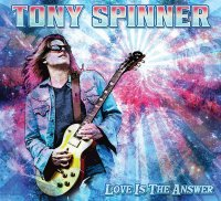 Tony Spinner - Love is the Answer (2020) MP3